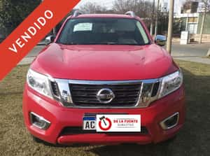 Lote NISSAN PICK-UP CAB.DOB NP300 FRONTIER LE 4X2  –  2018 DIESEL